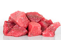 Rare beef Royalty Free Stock Images