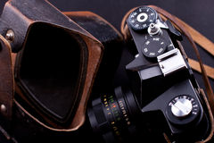Rare camera Royalty Free Stock Image