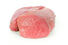 Rare fillet isolated Stock Photos