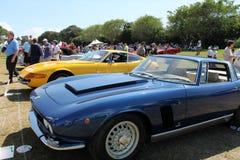 Rare Italian sportscar Stock Images