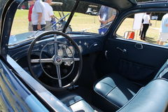Rare mercedes peoples car Royalty Free Stock Photos