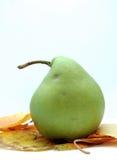 Rare organic variety of pear Royalty Free Stock Photography