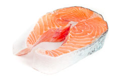 Rare salmon Royalty Free Stock Photos