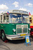 Rare Soviet Russian trolleybus 60's Stock Photography
