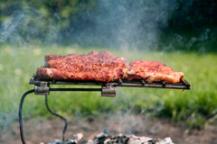 Rare steak Royalty Free Stock Photography
