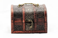 Rare treasure chest Royalty Free Stock Photo