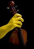 Rare violin Royalty Free Stock Photo