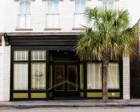 The Rarebit on King Street, Charleston, SC Stock Photography