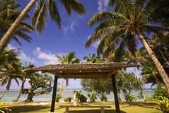 Rarotonga Stock Photo