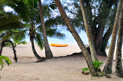 Rarotonga, Cook Islands Beach Stock Photos