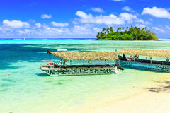 Rarotonga, Cook Islands. Stock Photography