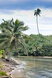 Rarotonga, cuoco Islands Beach Fotografia Stock Libera da Diritti