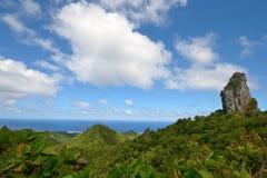 Rarotonga, de Cook Eilanden Royalty-vrije Stock Fotografie