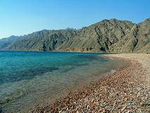 Ras Abu Galoum. Sinai, Egypt royalty free stock photography
