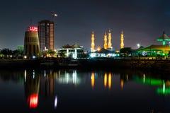 Ras Al Khaimah, Emirati Arabi Uniti - 30 ottobre 2018: Ras Al fotografia stock libera da diritti