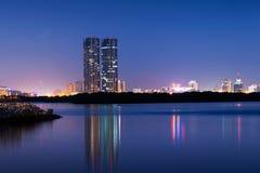 Ras Al Khaimah, Emirati Arabi Uniti - 30 ottobre 2018: Ras Al fotografie stock