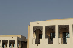 Ras al Khaimah Hotel Royalty Free Stock Photo