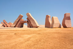 Ras Mohammad. A national park Ras Mohammad in Egipt Stock Photography