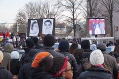 Ras- profilera Fotografering för Bildbyråer