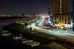 Rasa Al Khaimah Zjednoczone Emiraty Arabskie, Marzec, - 3, 2018: Rasa Al Kha Fotografia Stock