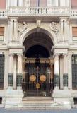 RASA budynek w Trieste Zdjęcia Stock