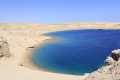 Rasa Mohamed rezerwat przyrody, Qesm Szarm popiółu Sheikh, Egipt obrazy royalty free