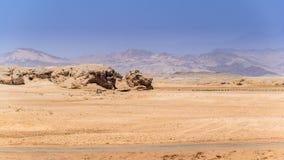 Rasa Mohammed pustynia Obraz Royalty Free