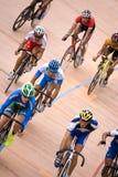 rasa rowerów Zdjęcie Stock