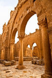 rasafa叙利亚 免版税库存照片