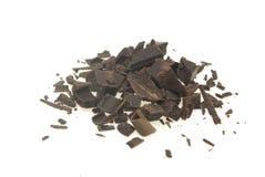 Rasatura del cioccolato Immagine Stock