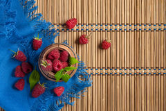 Rasberry Fotografia Stock