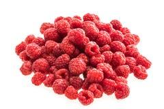 Rasberry fruit Stock Images