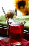 Rasberry Herbal Tea Royalty Free Stock Photos