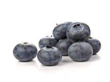 rasberry no fundo branco Fotografia de Stock