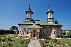 Rasca monastery. The Rasca monastery in summer royalty free stock photos