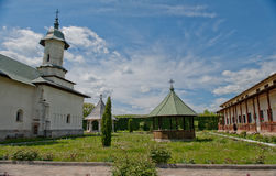 Rasca Monastery Stock Photos