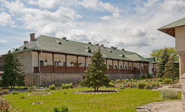 Rasca Monastery Royalty Free Stock Image