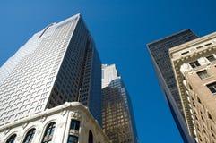 Rascacielos Imagen de archivo libre de regalías