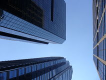Rascacielos Fotografía de archivo libre de regalías