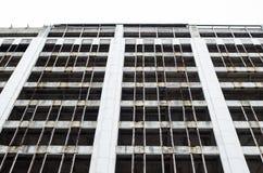 Rascacielos abandonado Imagen de archivo