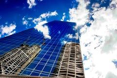 Rascacielos alto Imágenes de archivo libres de regalías