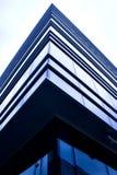Rascacielos anguloso del asunto imagen de archivo libre de regalías