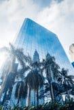 Rascacielos asiático Fotografía de archivo