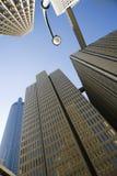 Rascacielos céntricos de Atlanta Fotos de archivo libres de regalías
