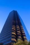 Rascacielos céntricos de Dallas Imagen de archivo libre de regalías