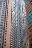 Rascacielos, central, Hong-Kong Imagen de archivo libre de regalías