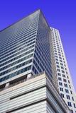 Rascacielos corporativo Foto de archivo libre de regalías