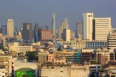 rascacielos de Bangkok fotografía de archivo