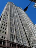 Rascacielos de Chicago Imágenes de archivo libres de regalías