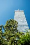 Rascacielos de Ciudad de México Foto de archivo